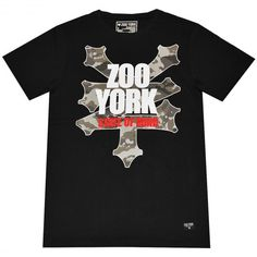 ZOO YORK EMPIRE T-SHIRT NEU MINT-TRI-BLEND ZOO YORK SKATEBOARDING