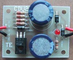 Capacitor Discharge Unit-2 - Willie