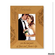 Keep your special memories on display with our Natural Wood Frames. Each frame is available laser engraved in different ways to celebrate your life. Frames hold a x photo. Features an easel back for table top display or may be hung. Engraved Picture Frames, Wedding Picture Frames, Wooden Picture Frames, Frames On Wall, Framed Wall Art, Wood Frames, Picture Engraving, Table Top Display, Decoration