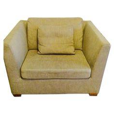 Ikea Grey Oversized Chair