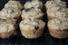 Moist and Delicious Banana Blueberry Muffins