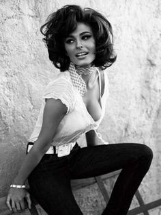 """Getting ahead in a difficult profession requires avid faith in yourself. That is why some people with mediocre talent, but with great inner drive, go much further than people with vastly superior talent."" ~Sophia Loren"
