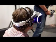 Playstation Project Morpheus VR Headset