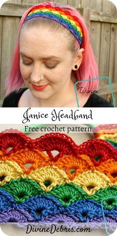 Quick Crochet, Knit Crochet, Crochet Hats, Doilies Crochet, Crochet Thread Patterns, Knitting Patterns, Free Crochet Headband Patterns, Doily Patterns, Knitting Ideas