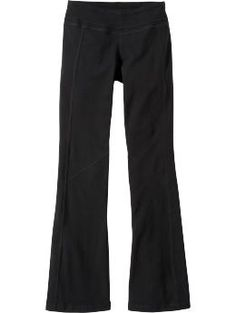 Old Navy Bootcut Yoga Pants...the best, most comfortable ever!