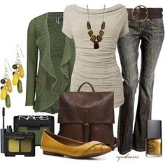 Fall Casual Outfit by AspenAnn18