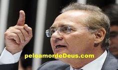 :) Mesmo alegando a separação de poderes para justificar sua conduta, Renan Calheiros e sua quadrilha no Senado, não sairão impunes pelas varreduras da Pol