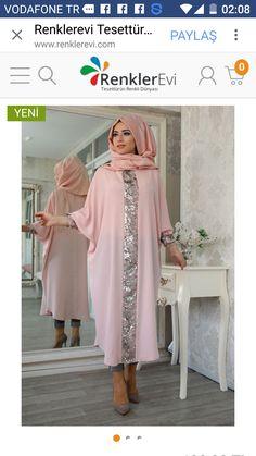 Hijab Fashion 2016, Muslim Women Fashion, Modesty Fashion, Arab Fashion, Islamic Fashion, African Fashion, Fashion Outfits, Dubai Fashion, Mode Abaya