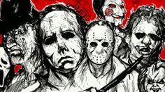 HALLOWEEN Classic Horror Themes - Trap Remix / horror Halloween scary Mi...
