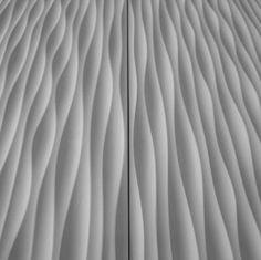 MDF carved decorative wall panel  MOHAVE: OCEAN Hans Schröder GmbH & Co. KG
