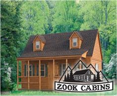Frontier Log Home Kit