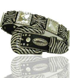 Zebra Crossing, Bling Belts, Belt Purse, Rhinestone Belt, Superior Quality, Scarves, Purses, Hats, Scarfs