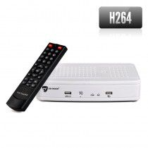 4 Channel NVR - 1080p, HDMI Support, H.264 Video Compression