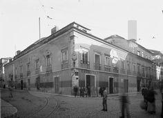 Palace of the Flower of Murta (one of D João V's many mistresses), Lisbon