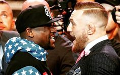 Reposting @lividtee: How Conor McGregor took round one from Floyd Mayweather as boxing's biggest freak show found its teeth. #sports #sport #active #fit #football #soccer #basketball #futball #ball #balls #fun #game #games #crowd #fans #play #playing #player #field #green #grass #score #goal #action #kick #throw #pass #win #winning