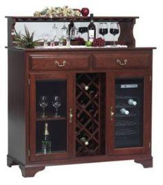 wine hutch   -   love this!