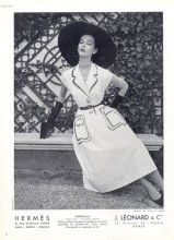 Hermès (Couture) 1952