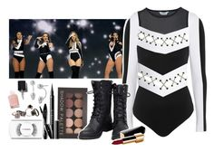 """""""Performing with Little Mix at the 2016 Summertime Ball"""" by my-heart-is-art ❤ liked on Polyvore featuring art"""