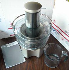 Breville BJE200XL Juice Fountain Compact 700 Watt Juicer $59.99