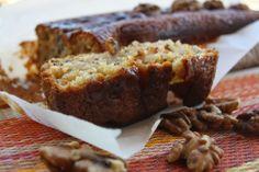 Pitadas & Colheradas: Bolo de noz e mel