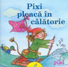 Anna Doring - Pixi pleaca in calatorie - Libraria Mihai Eminescu Anna, Pixie, Free, Kobo, Books, Products, Character, Literatura, Reading