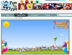 7 More Free Typing Games For Kids to Play