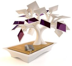 The Electree: finally, a bonsai tree that uses solar power to charge your gadgets -- Engadget