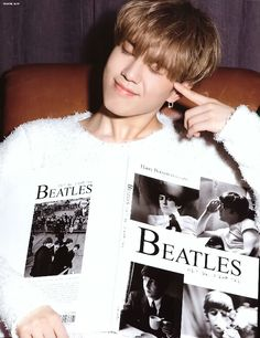 Let Me Find Him Messing With My Beatles Records XD