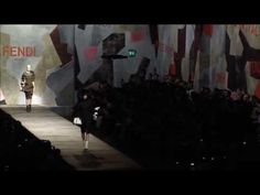 Fendi Women's Fall/Winter 2014-15 Fashion Show