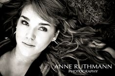 by Anne Ruthmann Senior Portraits Girl, Senior Girl Poses, Senior Portrait Photography, Portrait Poses, Glamour Photography, Senior Girls, Photography Poses, Portrait Ideas, Senior Posing