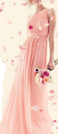 Gorgeous Blush Gown ♥ L.O.V.E.