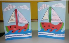 Summer Crafts, Crafts For Kids, Bookends, Blog, Cards, Decor, Crafts For Children, Decoration, Kids Arts And Crafts