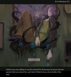 Ib and Garry Maker Game, Rpg Maker, Ib And Garry, Creepy Games, Mad Father, Rpg Horror Games, Witch House, Video Game Art, Video Games