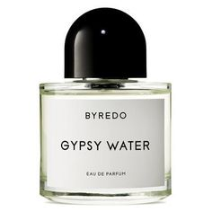 BYREDO The Gypsy Water story opens with a vibrant burst of Bergamot, lemon, pepper and juniper berries, followed by a radiant heart of incense layered over evergreen pine needles and orris.