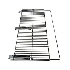 The Smoke Daddy Foldable Front Grill Shelf: 34inch x 12inch Powder Coat * Visit the image link more details. (This is an affiliate link) Camping Grill, Camping Kitchen, Grilling, Powder Coating, Southern Living Christmas, Living Single, Camp Chef, Front Grill, Living Styles