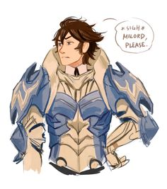 Enough with the sass Frederick
