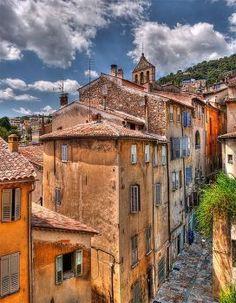 Cidade medieval de Grasse, Provença, França !!! (35 pieces)