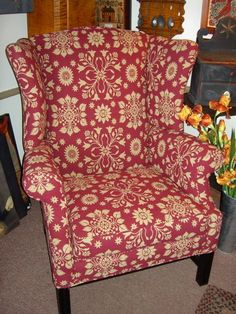 Dunroven House, Pennsylvania Traditions, Skippack, PA My Chair