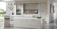 Si te gustan los espacios abiertos, ¡estas cocinas integrales son para inspirarte!