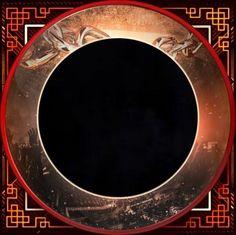 Gold Bokeh, Magic Circle, Badge, Mirror, Decor, Beautiful Images, Moldings, Decoration, Mirrors