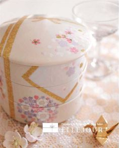 ELLEJOUR® China Painting, Decorative Boxes, Pottery, Ceramics, Interior, Modern, Crafts, Image, Color