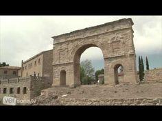 El arco romano de Medinaceli