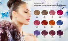 Betty Nails: Mollon Pro Monophase - 12 New Colors Uv Led, Nails, Painting Veneer, Colors, Finger Nails, Ongles, Nail, Nail Manicure