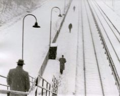 """Untitled, Photo by Vivian Maier, 1955-65, Light edit by JoeInCT """