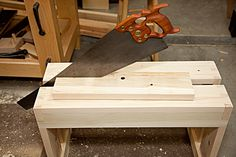 Improved Saw Bench for Rip Cuts - by briant @ LumberJocks.com ~ woodworking community