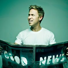 Russell Howard (comedian known for Russell Howard's Good News and Mock The Week)