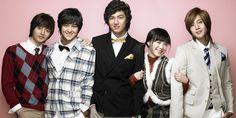 Boys over flower premier drama coréen que j'ai vu et depuis suis une accro
