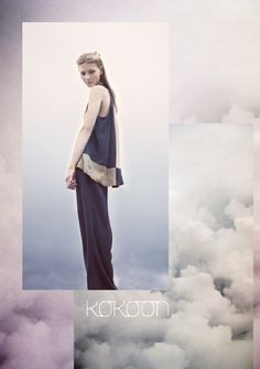 clouds and Scandinavian fashion Kokoon
