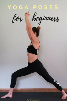 Are you desperately searching for a guide to help to get you into yoga? Check out these 12 yoga poses for beginners, which will help you get flexible and strong.