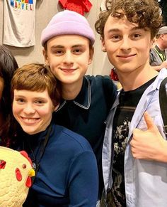 It Movie Cast, It Cast, Bad Friends, Hello It, Stand By You, Cutest Thing Ever, Millie Bobby Brown, Comebacks, Youtubers
